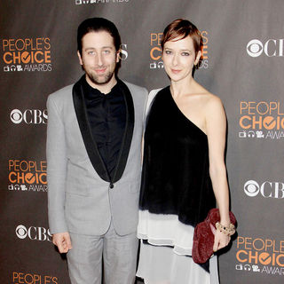 Simon Helberg in People's Choice Awards 2010