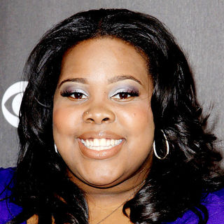 Amber Riley in People's Choice Awards 2010