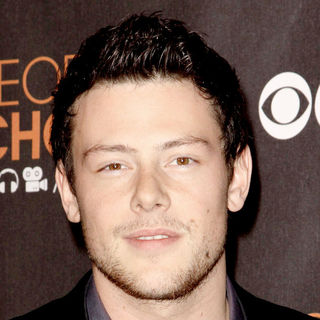 Cory Monteith in People's Choice Awards 2010