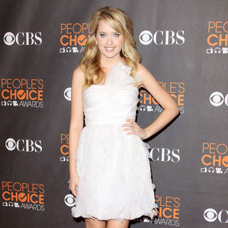 Megan Park in People's Choice Awards 2010