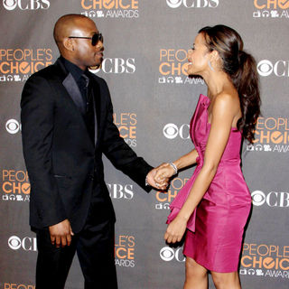 Omar Epps, Dania Ramirez in People's Choice Awards 2010