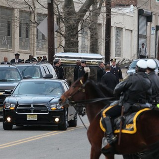 The Funeral of Whitney Houston
