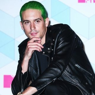 G-Eazy - The 2016 MTV Europe Music Awards - Press Room