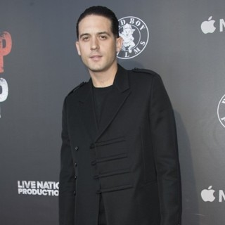 G-Eazy in Los Angeles Premiere of Can't Stop, Won't Stop: The Bad Boy Story - Arrivals