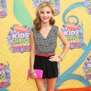 G. Hannelius in Nickelodeon's 27th Annual Kids' Choice Awards - Arrivals