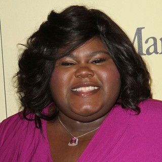 Gabourey Sidibe in 5th Annual Women in Film Pre-Oscar Cocktail Party