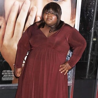 Gabourey Sidibe in The New York Premiere of Extremely Loud and Incredibly Close - Arrivals
