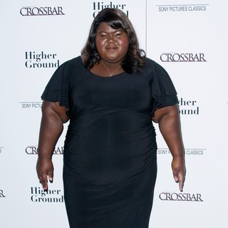 Gabourey Sidibe in The New York Premiere of Higher Ground - Arrivals