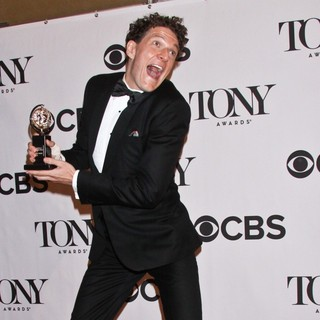Gabriel Ebert in The 67th Annual Tony Awards - Press Room