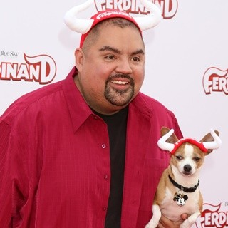 Gabriel Iglesias in Los Angeles Screening of Ferdinand