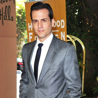 Gabriel Macht in The 2011 Hollywood Foreign Press Association Luncheon - Arrivals