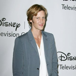 Gabriel Mann in 2011 Disney ABC Television Group Host Summer Press Tour