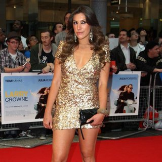 Gabriella Ellis in Larry Crowne UK Premiere - Arrivals