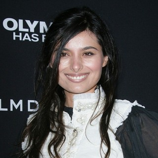 Gabriella Rice in Los Angeles Premiere of Olympus Has Fallen