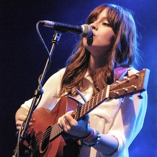 Gabrielle Aplin in Bestival 2012 - Day Three