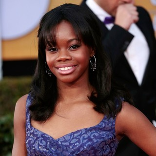 Gabrielle Douglas in 19th Annual Screen Actors Guild Awards - Arrivals