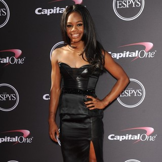 Gabrielle Douglas in The 2013 ESPY Awards