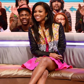 Gabrielle Union Appearing on BET's 106 and Park - gabrielle-union-appearing-on-106-and-park-07
