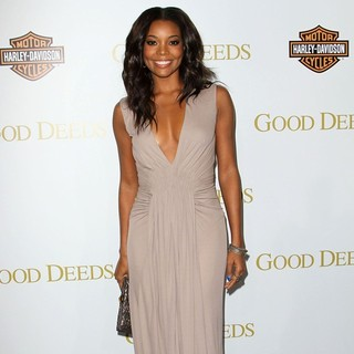 Gabrielle Union in Lionsgate's Good Deeds Premiere