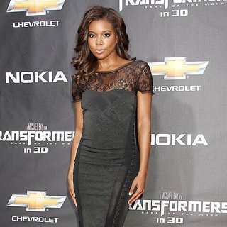 New York Premiere of Transformers Dark of the Moon - gabrielle-union-premiere-transformers-dark-of-the-moon-01