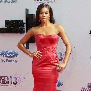 Gabrielle Union in The 2013 BET Awards - Arrivals