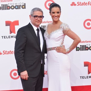 Gaby Espino in 2013 Billboard Latin Music Awards - Arrivals