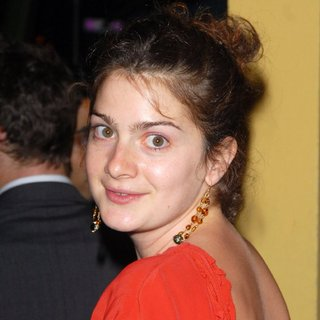 Gaby Hoffmann in Opening Night Party for Second Stage's Production of Eric Bogosian's subUrbia
