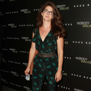 Gaby Hoffmann in The Premiere of Magnolia Pictures Nobody Walks