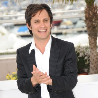 Gael Garcia Bernal in 2010 Cannes International Film Festival - Day 2 - Camera d'Or Jury Photocall