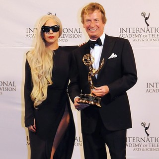 Lady GaGa - The 39th International Emmy Awards