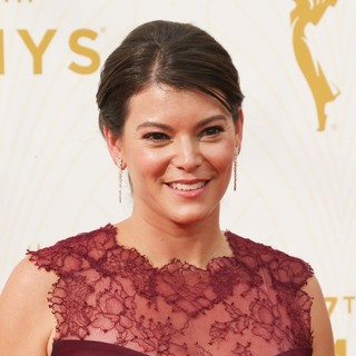 Gail Simmons in 67th Primetime Emmy Awards - Red Carpet