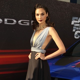 Gal Gadot in Los Angeles Premiere of Fast and Furious 6