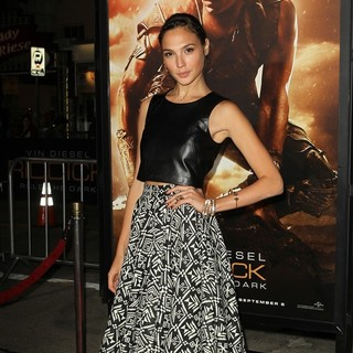 Gal Gadot in Riddick - Los Angeles Premiere