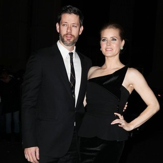 Darren Le Gallo, Amy Adams in The Independent Film Project's 22nd Annual Gotham Independenent Film Awards