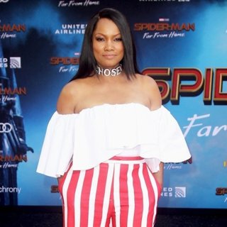 Garcelle Beauvais in Spider-Man: Far From Home Premiere - Arrivals