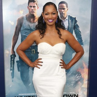 Garcelle Beauvais in New York Premiere of White House Down