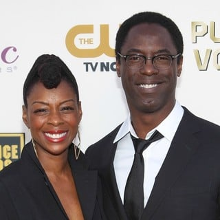 Isaiah Washington - The 19th Annual Critics' Choice Awards
