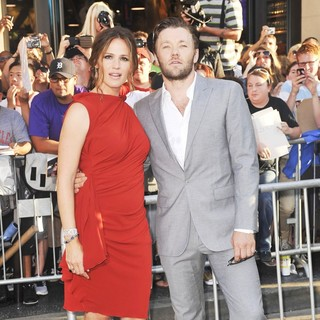 Jennifer Garner, Joel Edgerton in The World Premiere of The Odd Life of Timothy Green - Arrivals