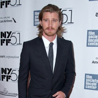 Garrett Hedlund in The 51st New York Film Festival - Inside Llewyn Davis Premiere - Arrivals