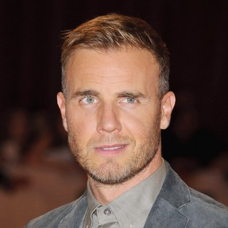 Gary Barlow in The Three Musketeers Film Premiere - Arrivals