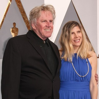 Gary Busey in 88th Annual Academy Awards - Red Carpet Arrivals