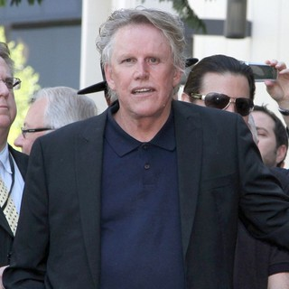 Gary Busey - Buddy Holly Star Unveiling on The Hollywood Walk of Fame