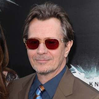 Gary Oldman in The Dark Knight Rises New York Premiere - Arrivals