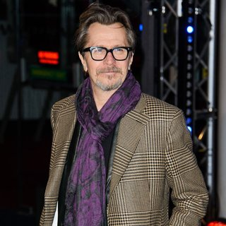 Gary Oldman in The World Premiere of RoboCop - Arrivals