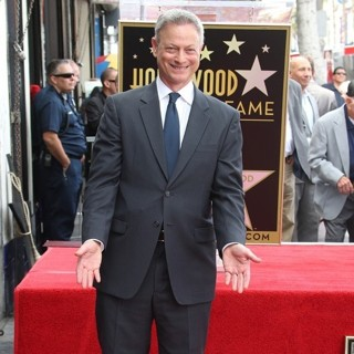 Gary Sinise in Gary Sinise Honored with Star on The Hollywood Walk of Fame