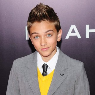 Gavin Casalegno in Noah New York Premiere