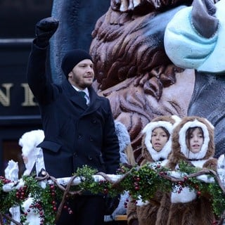 Gavin DeGraw in 87th Macy's Thanksgiving Day Parade