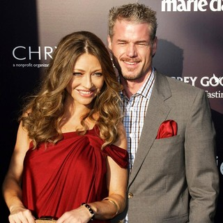 Rebecca Gayheart, Eric Dane in The 10th Annual Chrysalis Butterfly Ball - Arrivals