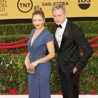 Eric Dane in 21st Annual SAG Awards - Arrivals - gayheart-dane-21st-annual-sag-awards-02