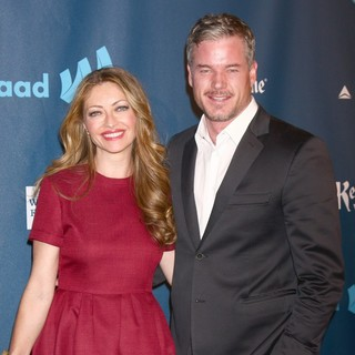 Rebecca Gayheart, Eric Dane in 24th Annual GLAAD Media Awards - Arrivals
